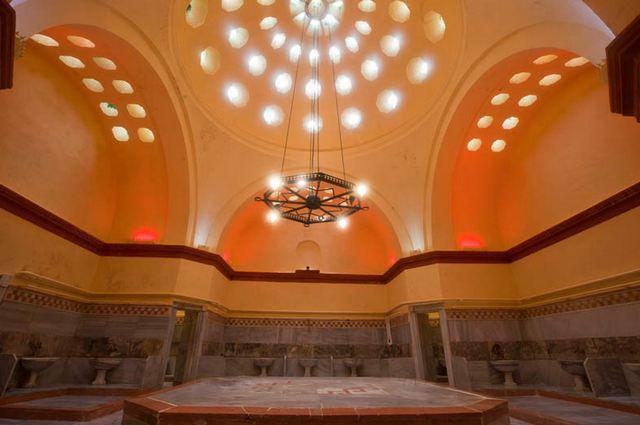 حمامات تركية في اسطنبول