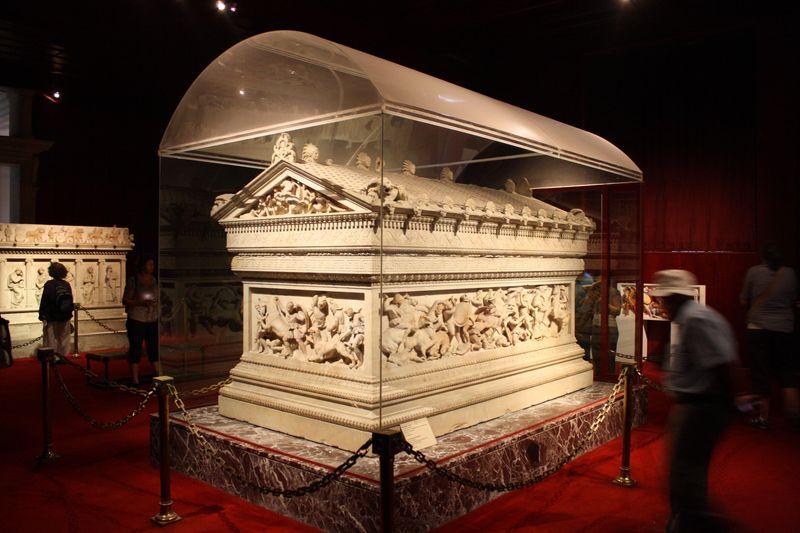 متاحف اسطنبول الاثرية