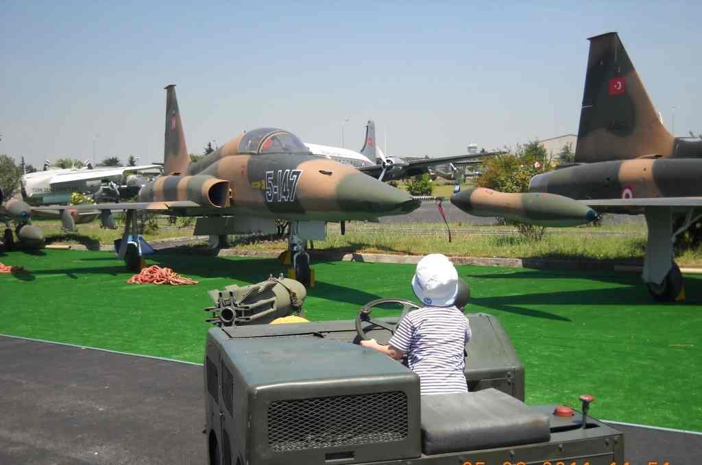 متحف الطيران اسطنبول من اهم متاحف اسطنبول السياحية
