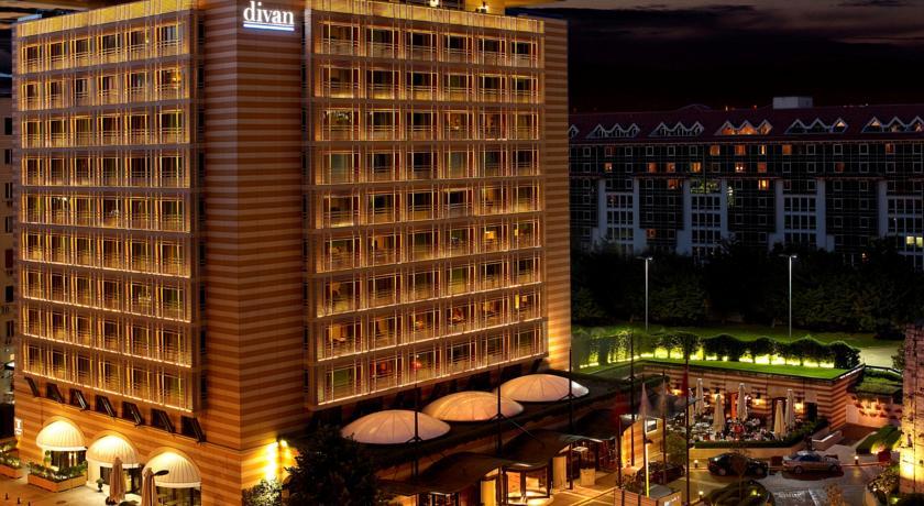 افضل فنادق تقسيم في اسطنبول