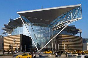 مجمع استينيا بارك من افضل مراكز التسوق في اسطنبول وافخمها