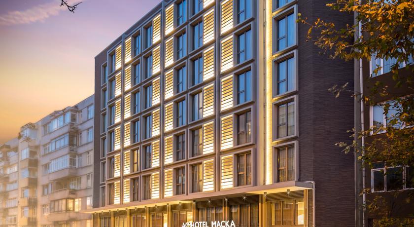 فندق ماكا اي سي اسطنبول من افضل الفنادق في شيشلي