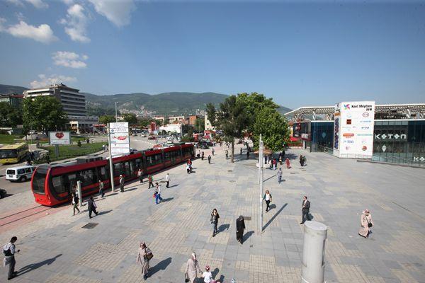مجمع الكنت ميداني من افضل مراكز التسوق في بورصة تركيا
