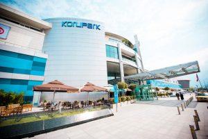 مركز تسوق كوروبارك بورصة تركيا