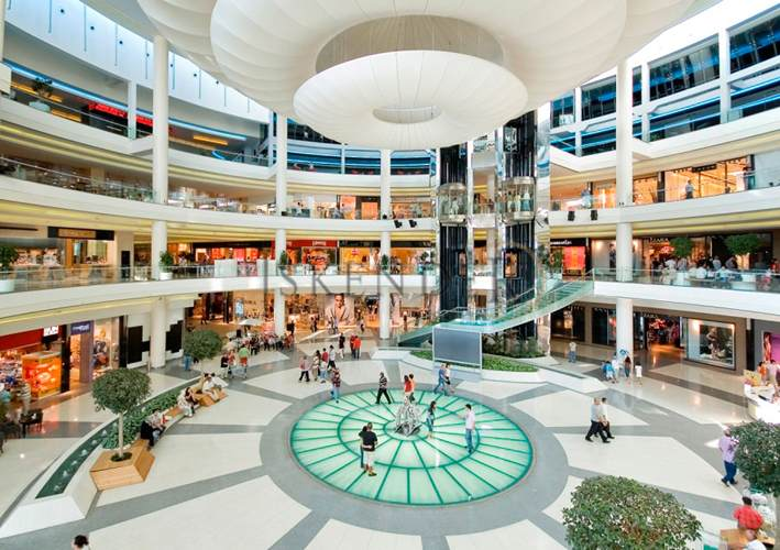 كوروبارك من افضل مراكز التسوق في بورصة واكبرها