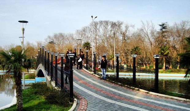 حديقة كولتور بارك من اهم حدائق بورصة تركيا