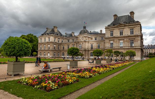 حدائق لوكسمبورغ باريس - من اشهر حدائق في باريس فرنسا