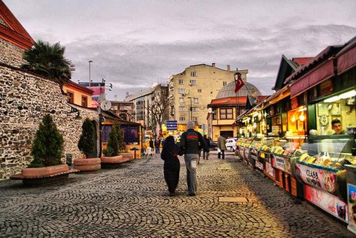 منطقة اورتاكوي في اسطنبول من اجمل معالم السياحة في تركيا