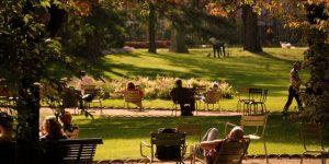 اجمل حدائق باريس