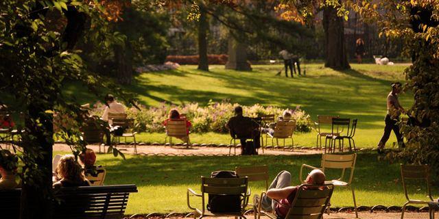 اجمل حدائق باريس - وجهات السياحة في باريس