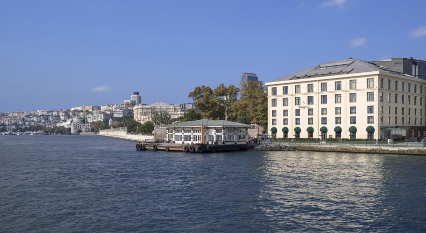 فندق شانغري لا بوسفور من افضل فنادق شيشلي اسطنبول