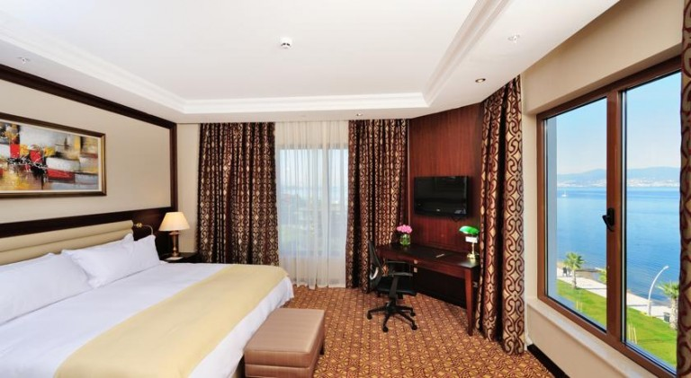فنادق في ازميت تركيا