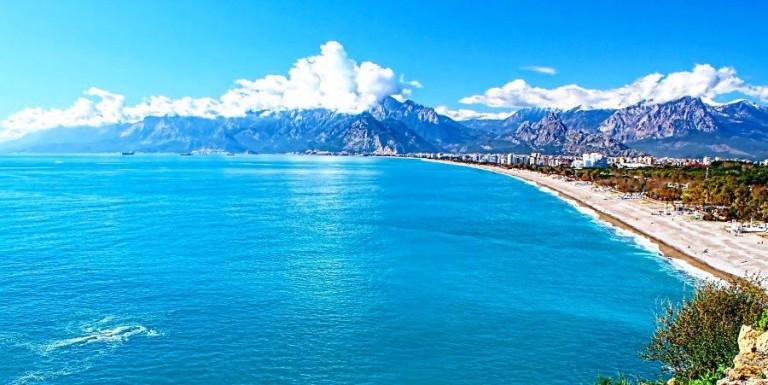 شواطئ انطاليا تركيا من اجمل وجهات السياحة في انطاليا