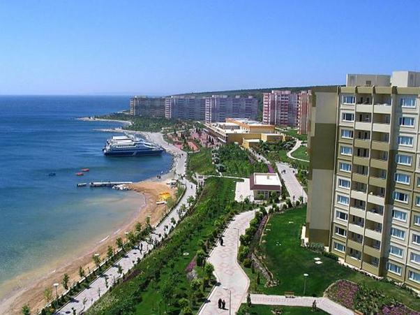 مدينة يلوا تركيا