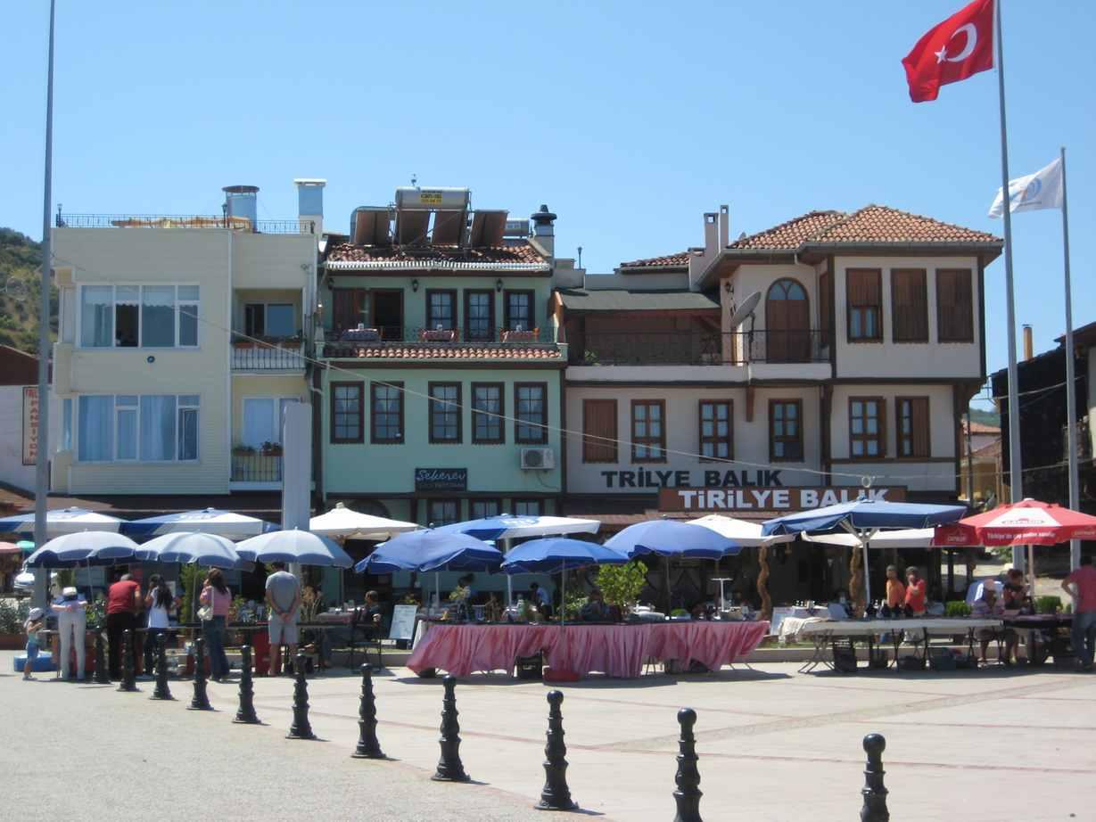 تريليا من اجمل الاماكن السياحية القريبة من مدينة بورصة تركيا