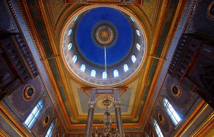 مسجد الحميدية يلدز من اشهر مساجد اسطنبول تركيا