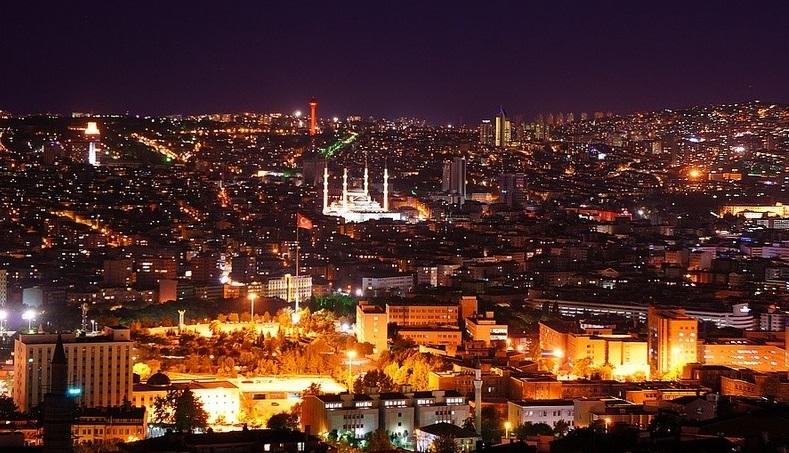 مدينة انقرة العاصمة التركية