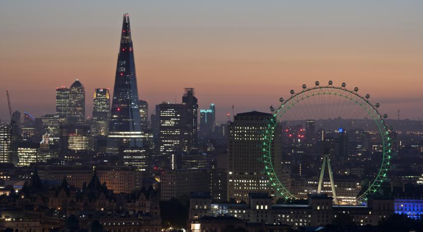 الفنادق في لندن
