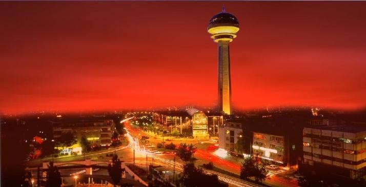 برج اتاكوله - الاماكن السياحية في انقرة
