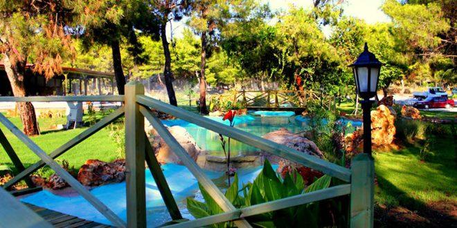 حديقة اتاتورك انطاليا