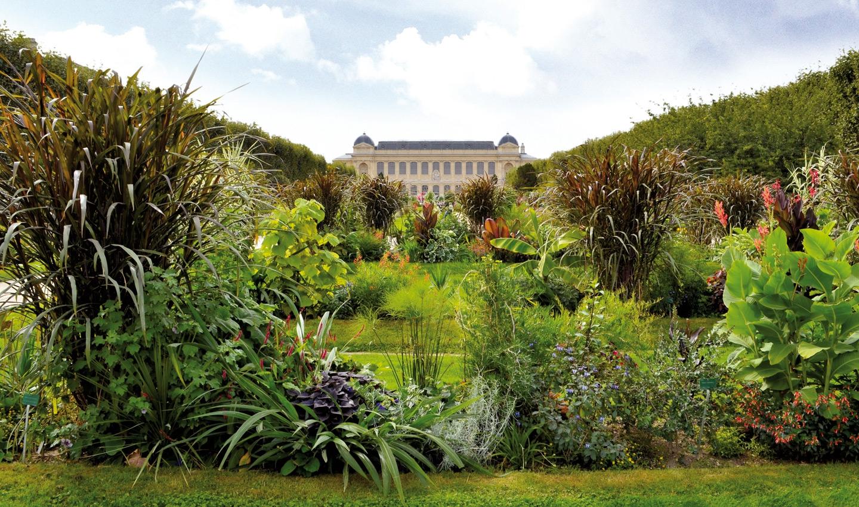 حديقة النباتات في باريس