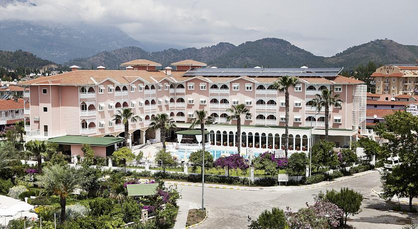 فندق اميرات الباشا - فنادق كيمير انطاليا