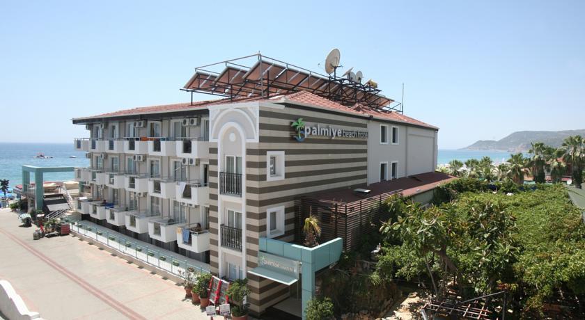 فندق بالمي بيتش - فنادق الانيا
