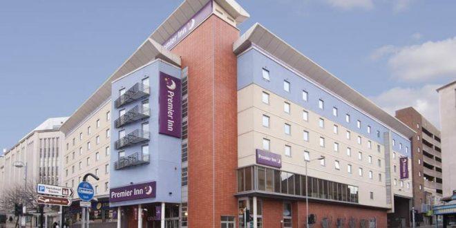 فندق بريميير ان شيفيلد سيتي سنتر - فنادق شيفيلد