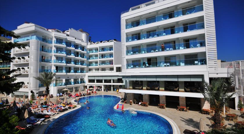 فندق بلو بي بلاتينيوم - فنادق مرمريس