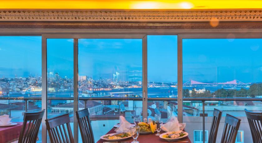 فندق جولدن هورن - ارخص فنادق في اسطنبول
