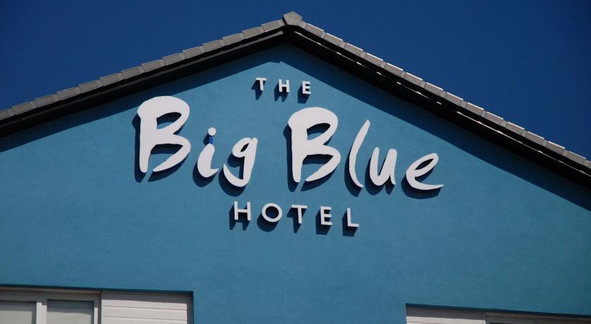 فندق ذا بيغ بلو - بلاكبول بليجر بيتش