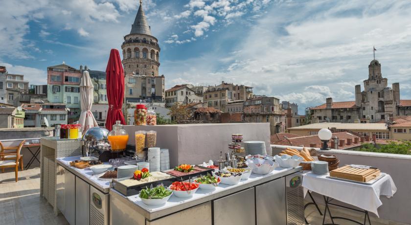 فندق مورات غلطة - ارخص الفنادق في اسطنبول