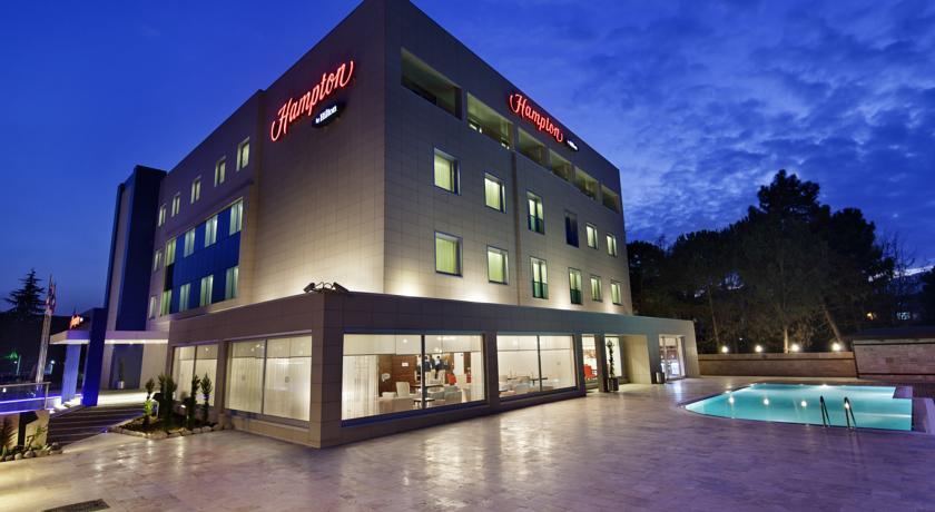 فندق هامبتون - فنادق اوردو