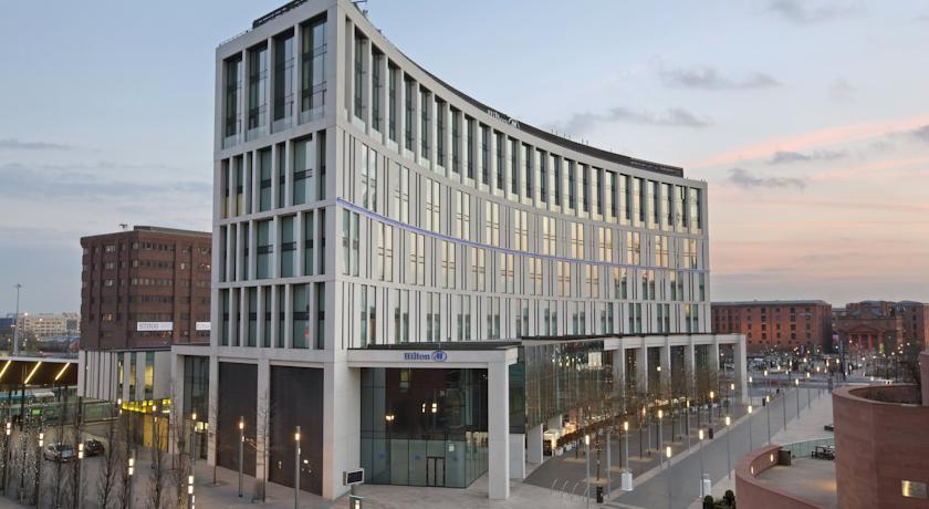 فندق هيلتون ليفربول - افضل فنادق ليفربول