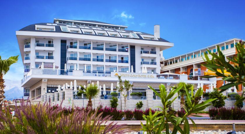 فندق وايت غولد - فنادق الانيا