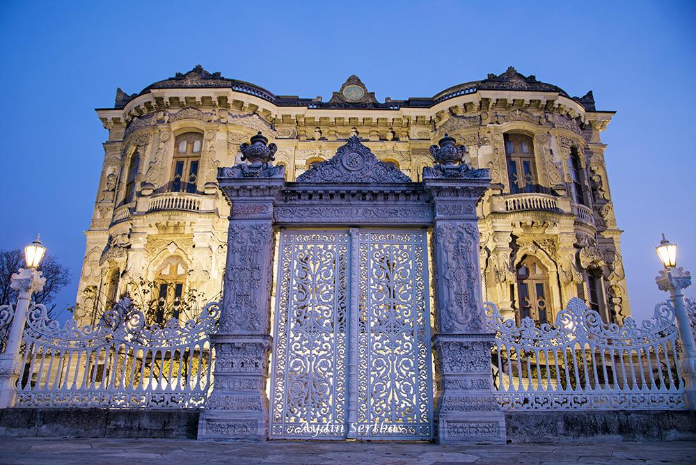 قصر كوجوكسو اسطنبول