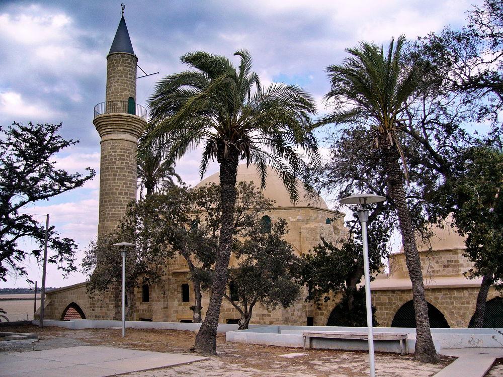 لارنكا قبرص - مسجد لارنكا الكبير