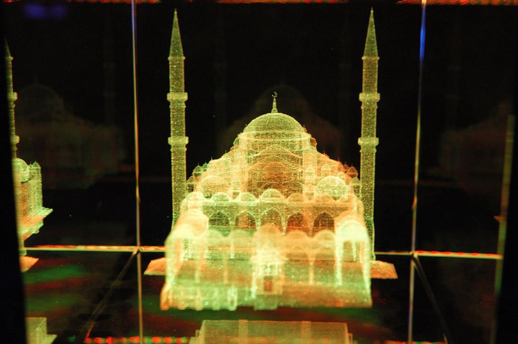 متحف الكريستال اسطنبول
