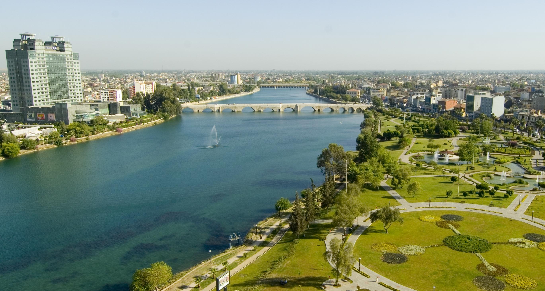 مدينة اضنة تركيا