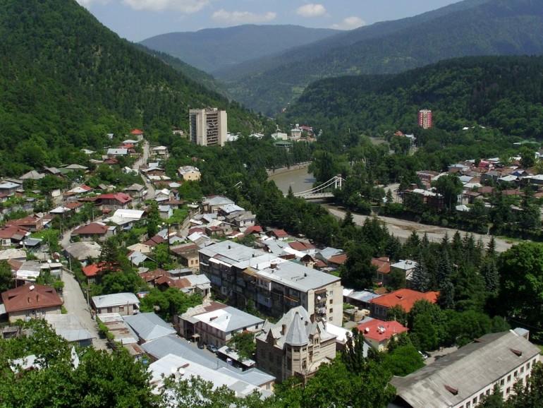 مدينة تبليسي العاصمة الجورجية