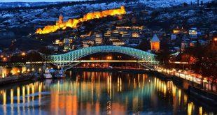 مدينة تبليسي جورجيا