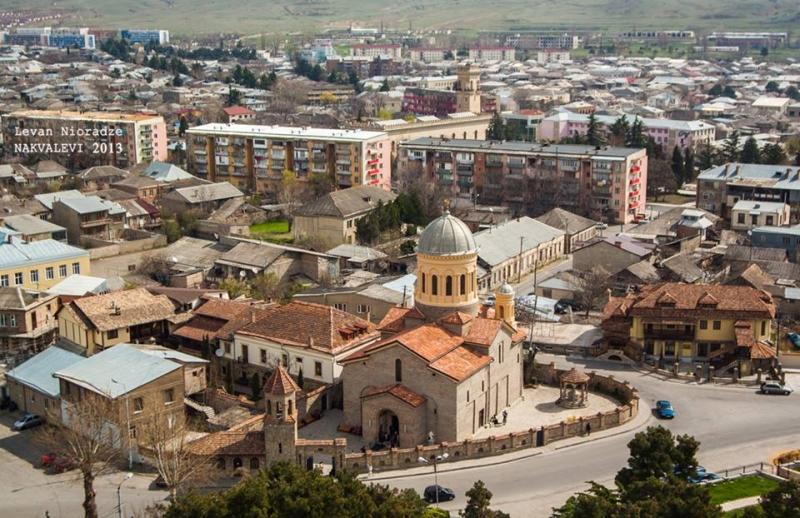 مدينة غوري - كاتدرائية مريم العذراء