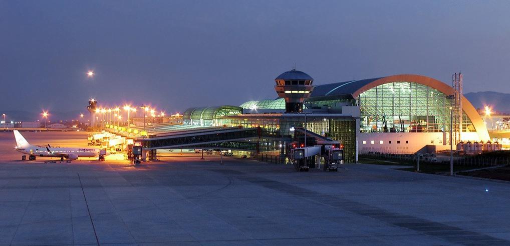مطار ازمير الدولي