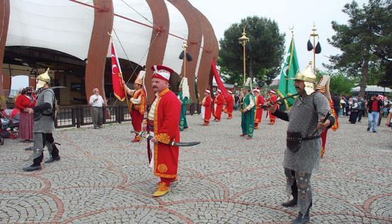 مهرجانات في اوردو تركيا