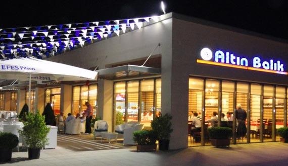 نتيجة بحث الصور عن مطعم ألتين باليك يلوا تركيا