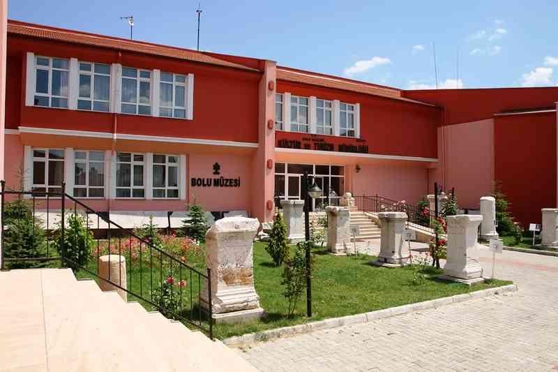 متحف بولو تركيا من ابرز معالم بولو أبانت