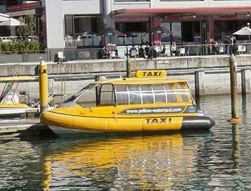 تكسي الأجرة البحري Deniz Taksi وهي عبارة عن سفن صغيرة مغلقة تقدم خدمة النقل طوال 24 ساعة وعلى مدار الأسبوع