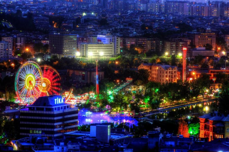 حديقة غينتشليك بارك - الاماكن السياحية في انقرة