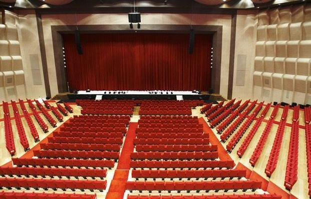 مركز المؤتمرات في اسطنبول تركيا