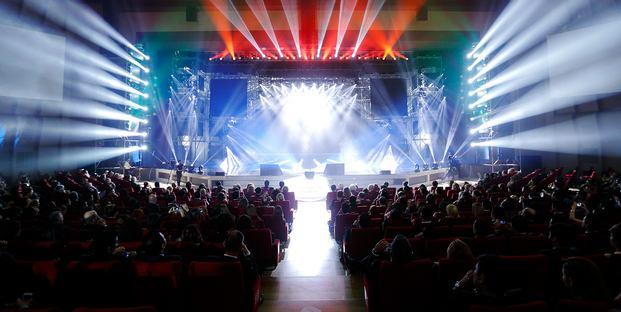 حفلات موسيقية في مركز مؤتمرات اسطنبول هاليتش